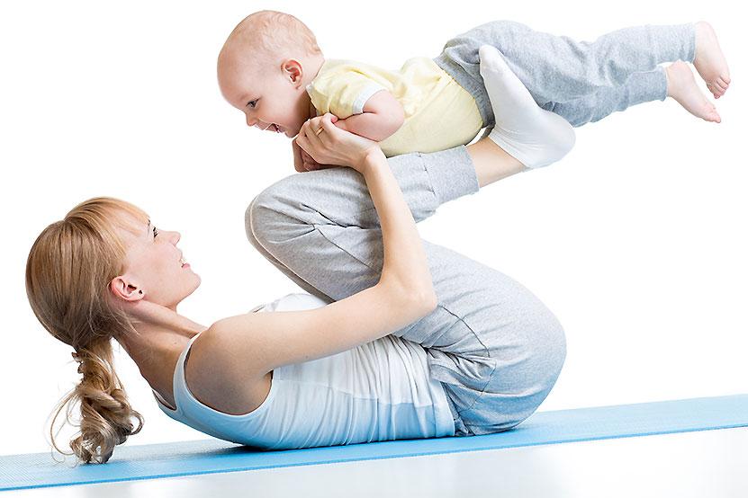 Babygymnastik
