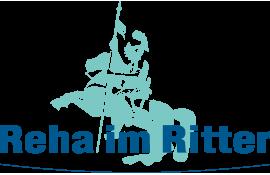 Reha im Ritter Logo